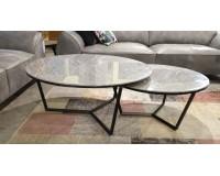 שולחן סלון מיכל גודל 100*44