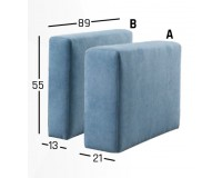 Corner sofa bed MAT 1