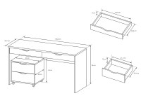 Writing Desk MATI
