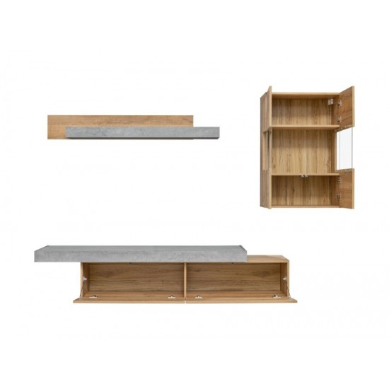 CONCRET Living Room Wall Unit image