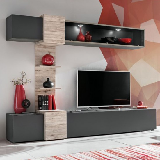 RIO Living Room Wall Unit image