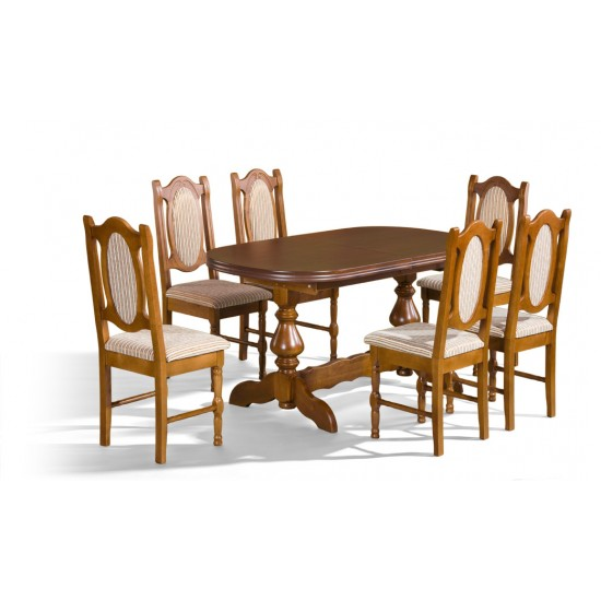 Dinner table MARS I Furniture, Dining Room Sets, Wooden Dining Sets, Tables and Chairs, Wooden Tables image