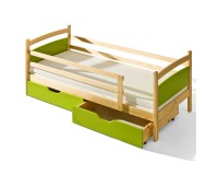 Solid wood children's bed, Pati model Furniture, Children's Furniture, Children's rooms, Children's beds image