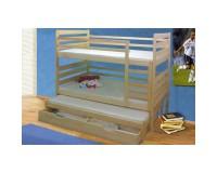 Трехъярусная детская кровать PLUTO III