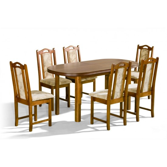 Dinner Table ARES Furniture, Dining Room Sets, Wooden Dining Sets, Tables and Chairs, Wooden Tables image