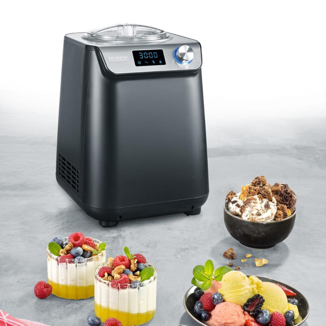 Домашняя мороженица SEVERIN EZ-7407
