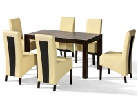 Dinner Table POLO Furniture, Dining Room Sets, Wooden Dining Sets, Tables and Chairs, Wooden Tables image