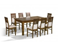 Chair P15 Furniture, Tables and Chairs, Chairs, Wooden Chairs image