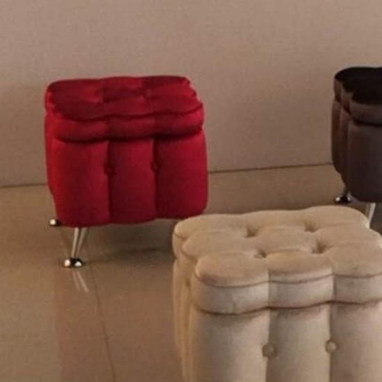 הדום קטן אדום. ריהוט, מערכות ישיבה, חדרי שינה, פוף.