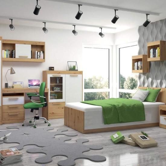 Children's room MAXIMUS IX Furniture, Organizational Furniture, Children's Furniture, Children's rooms, Children's beds image