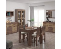 Dining set MAXIMUS X Furniture, Dining Room Sets, Organizational Furniture, Wooden Dining Sets, Tables and Chairs, Wooden Tables image