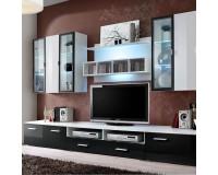 QUADRO Wall Unit Set Furniture, Furniture Wall Units, Organizational Furniture, Modern Furniture Wall Units image