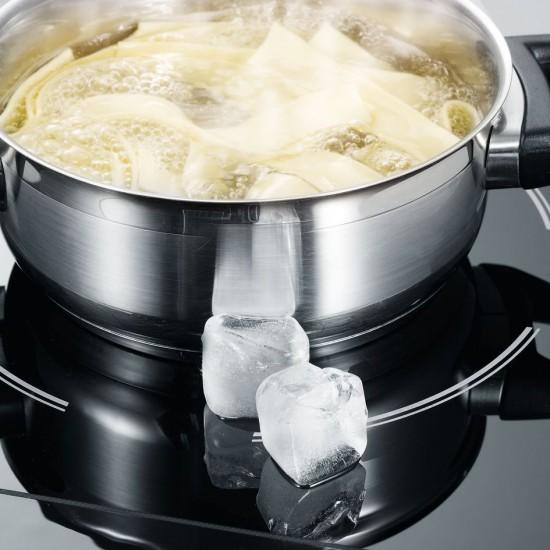DK 1031 כיריים אינדוקציה כפולה. מוצרי חשמל למטבח, תנורים חשמליים, כיריים אינדוקציה, משטחי בישול.
