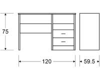 Computer Table 225 image