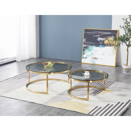 Coffee table TALI - set of 3 tables