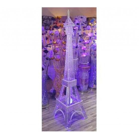 Medium Eiffel Tower LED lamp